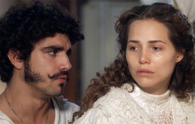 Novo Mundo: Leopoldina decide romper com Dom Pedro