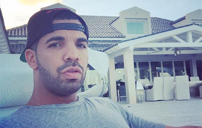 Mansão de Drake é invadida mais uma vez