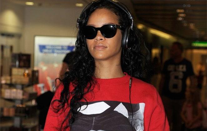 Rihanna e namorado bilionário já pensam em pré-nupcial