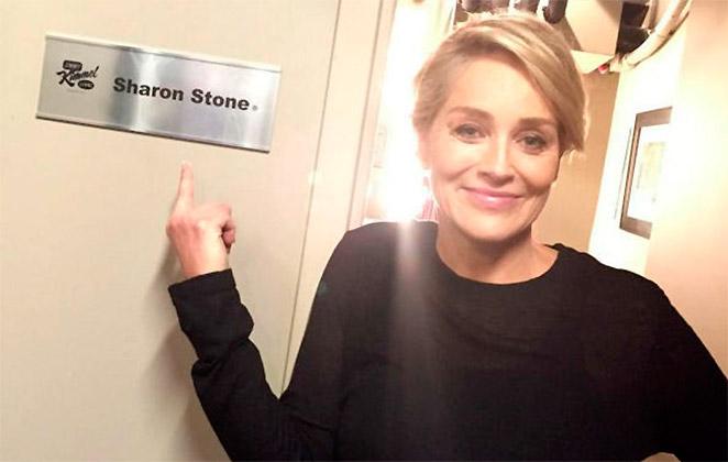 Sharon Stone perdoa Madonna após vazamento de carta