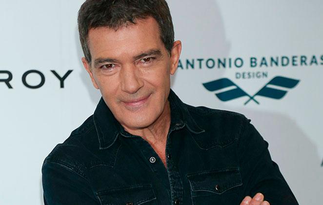 Cancelam filme de Antonio Banderas sobre Gianni Versace
