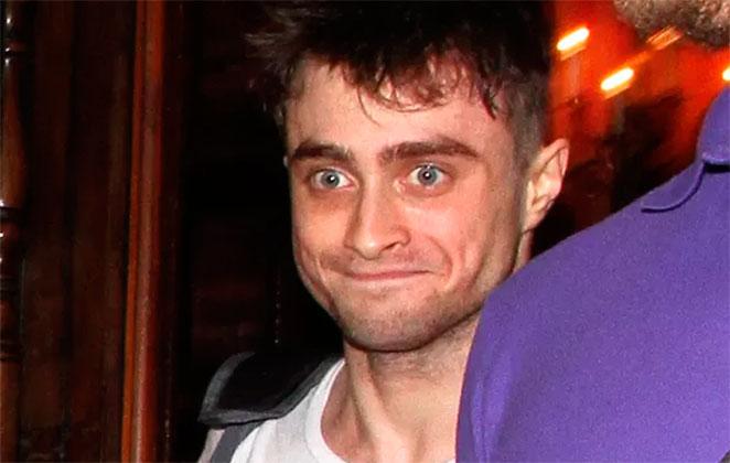 Daniel Radcliffe sofre de transtorno de aprendizagem