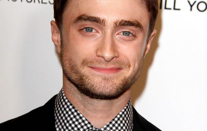 Daniel Radcliffe tenta evitar assalto em Londres