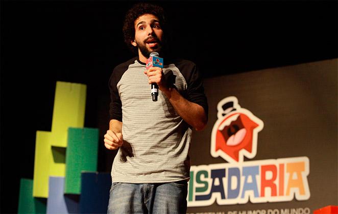 Humoristas da TV se apresentam de graça em São Paulo