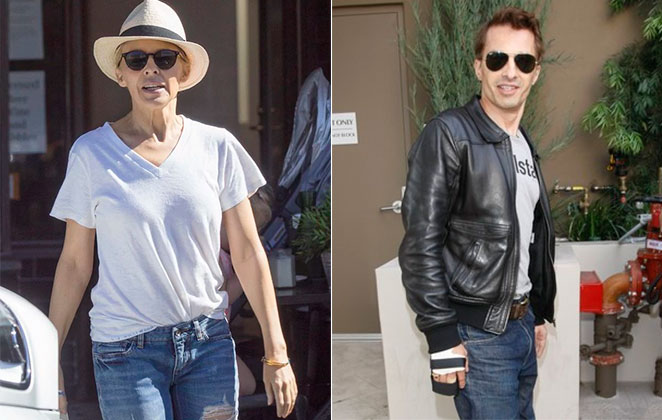 Kylie Minogue pode ter retomado relação com Olivier Martinez