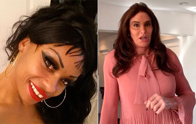 Mãe da Blac Chyna ofende Caitlyn Jenner em vídeo polêmico
