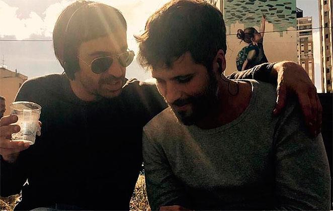 Bruno Gagliasso mostra bastidores de novo filme no Instagram