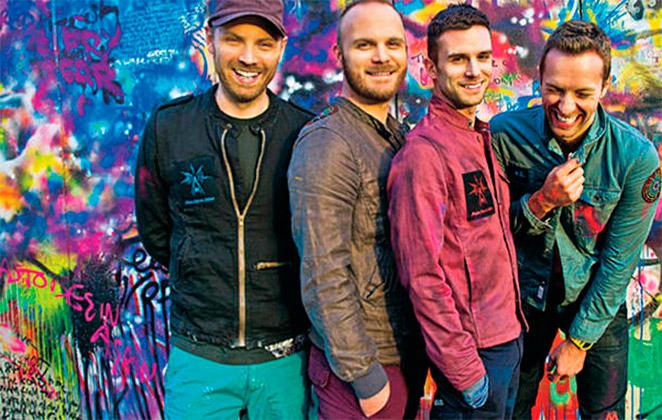 Depois esgotar ingressos, Coldplay fará show extra no Brasil