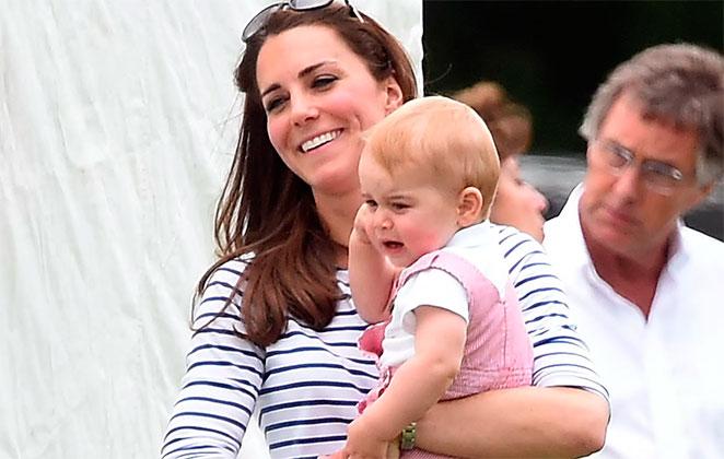 Kate Middleton dá a entender que deseja mais um filho