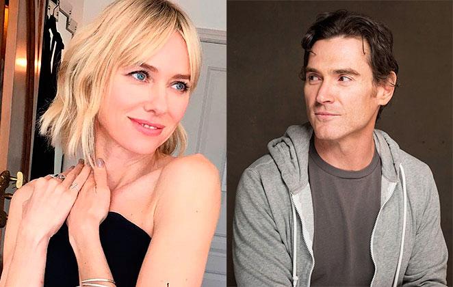 Segundo jornal, Naomi Watts está namorando colega de elenco