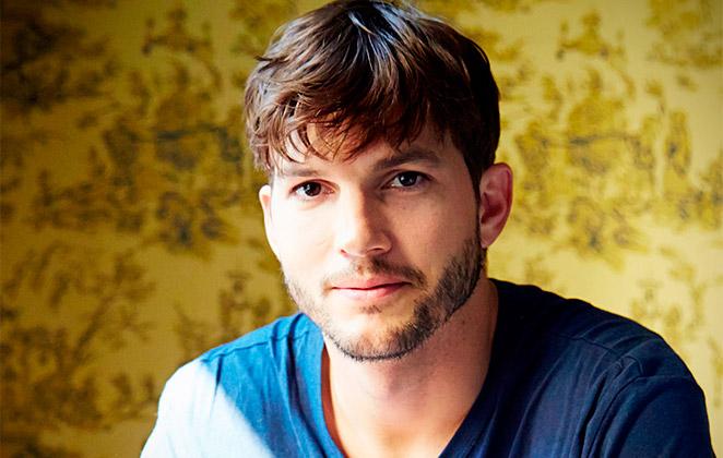 Ashton Kutcher não quer que publiquem fotos dos filhos