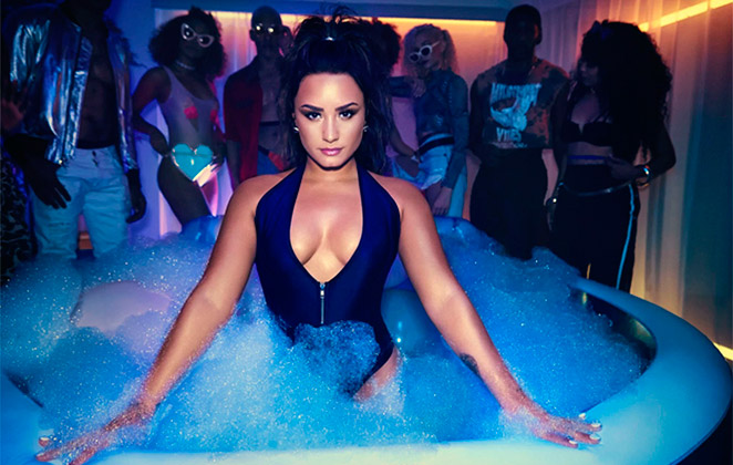 Demi Lovato lança clipe de Sorry Not Sorry. Confira!