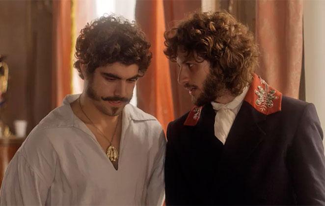 Novo Mundo: Dom Pedro e Joaquim podem ser irmãos