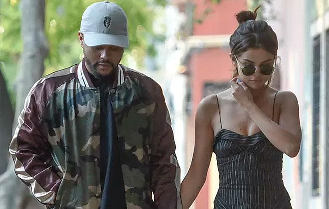 Jornal garante que The Weeknd traiu Selena Gomez