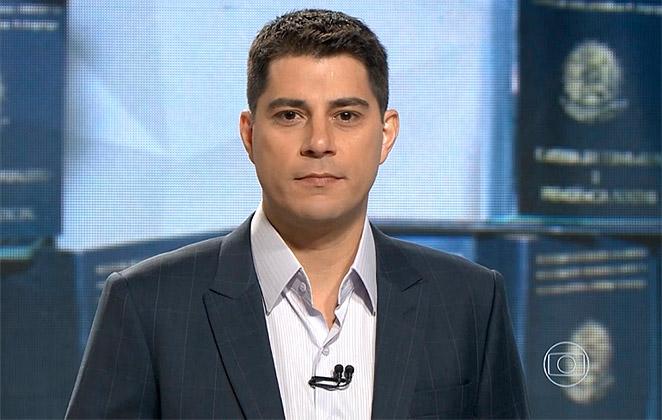 Evaristo Costa decide sair da Globo e web não se conforma