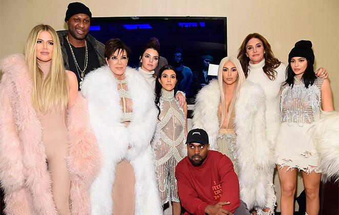 Lamar Odom pode destruir a família Kardashian em novo livro