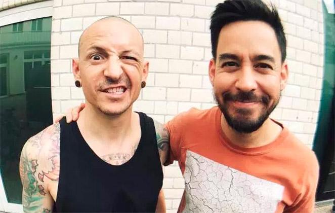 Mike Shinoda fala da morte de vocalista do Linkin Park