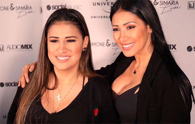 Simone e Simaria prometem agitar evento de Wesley Safadão