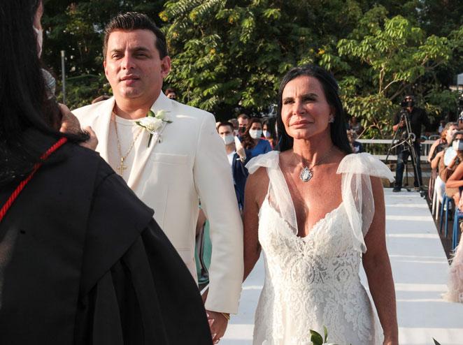 Casamento Gretchen e Esdras de Souza
