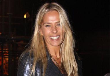 Adriane Galisteu sorrindo