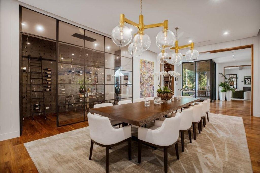 A mansão de Joe Jonas e Sophie Turner na Califórnia