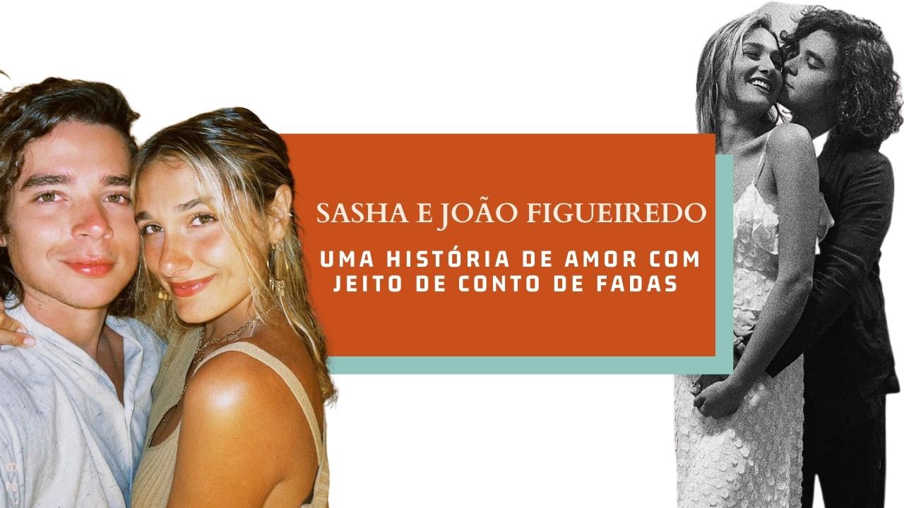 A vida de casados de Sasha e João Figueiredo