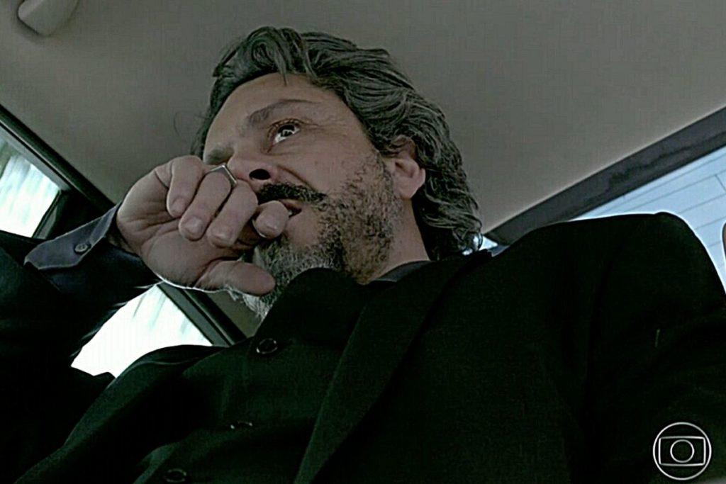 José Alfredo fica indignado com Enrico