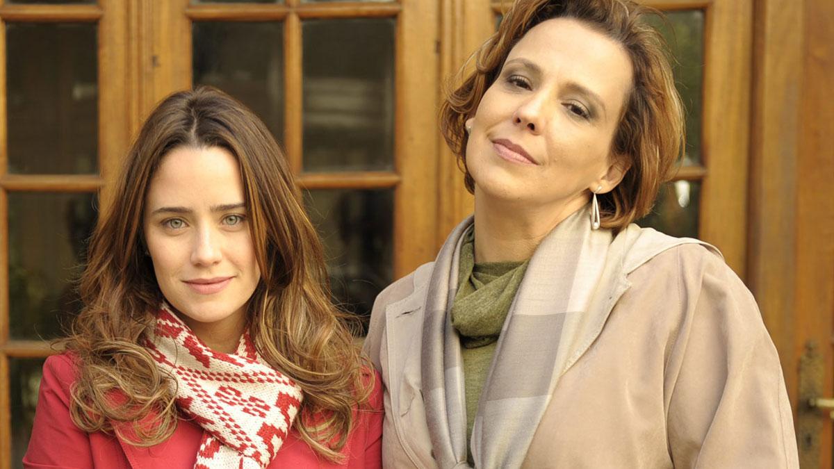 Ana Beatriz Nogueira e Fernanda Vasconcellos integraram o elenco de A Vida da Gente