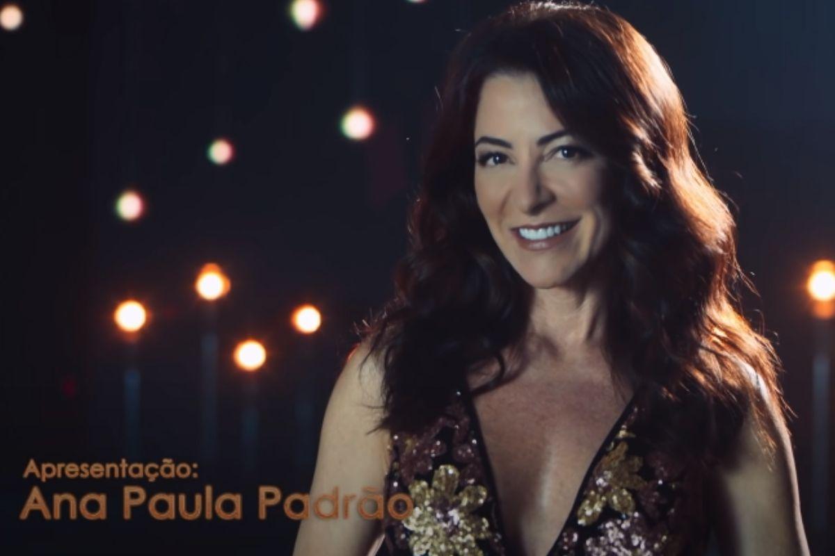 Ana Paula Padrão é apresentadora do Masterchef Brasil