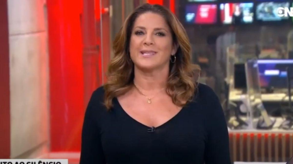 Cristiane Pelajo na Globonews