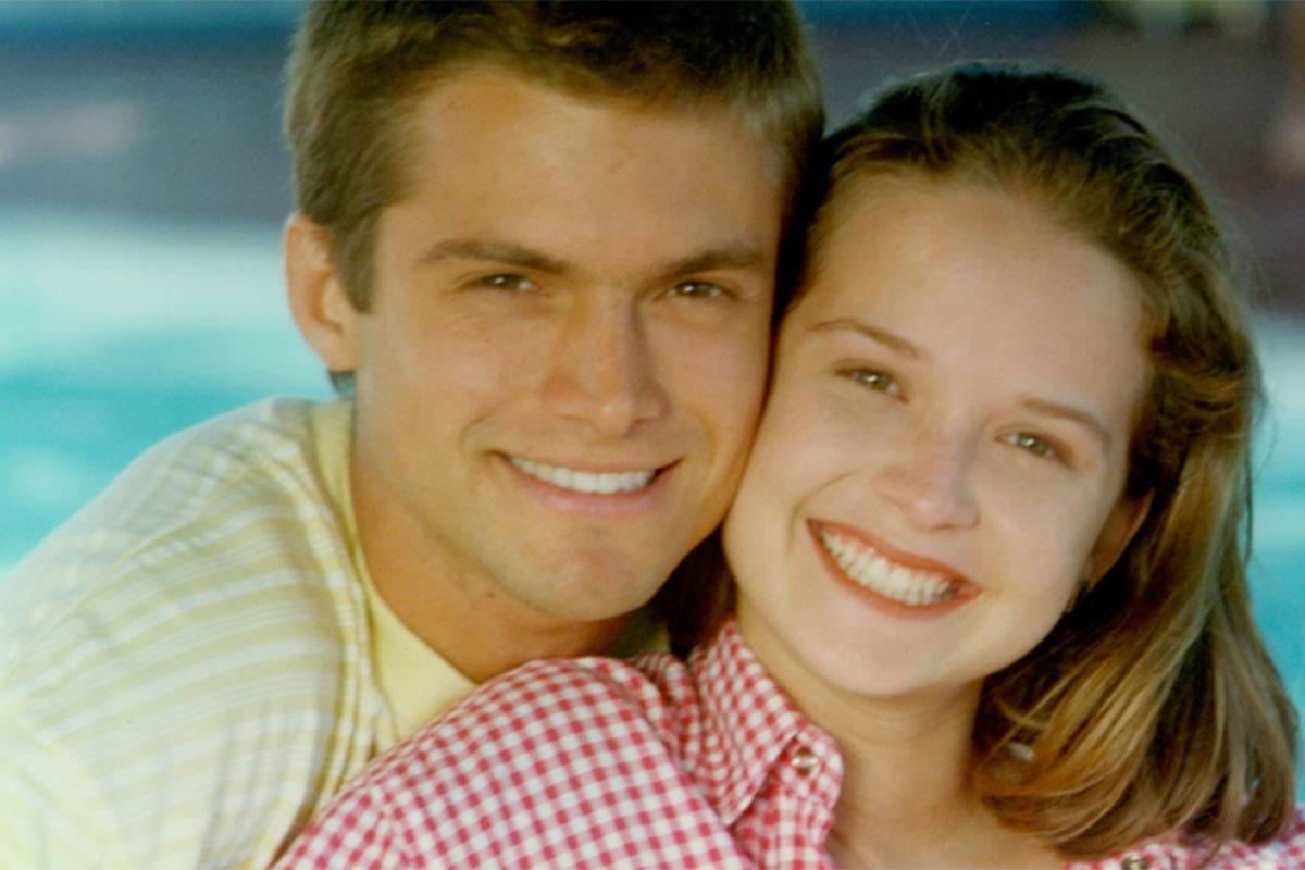 Dado e Luiza estão de volta em Malhação 1996 de Verão
