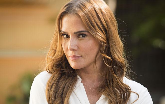 Deborah Secco na novela Salve-se Quem Puder