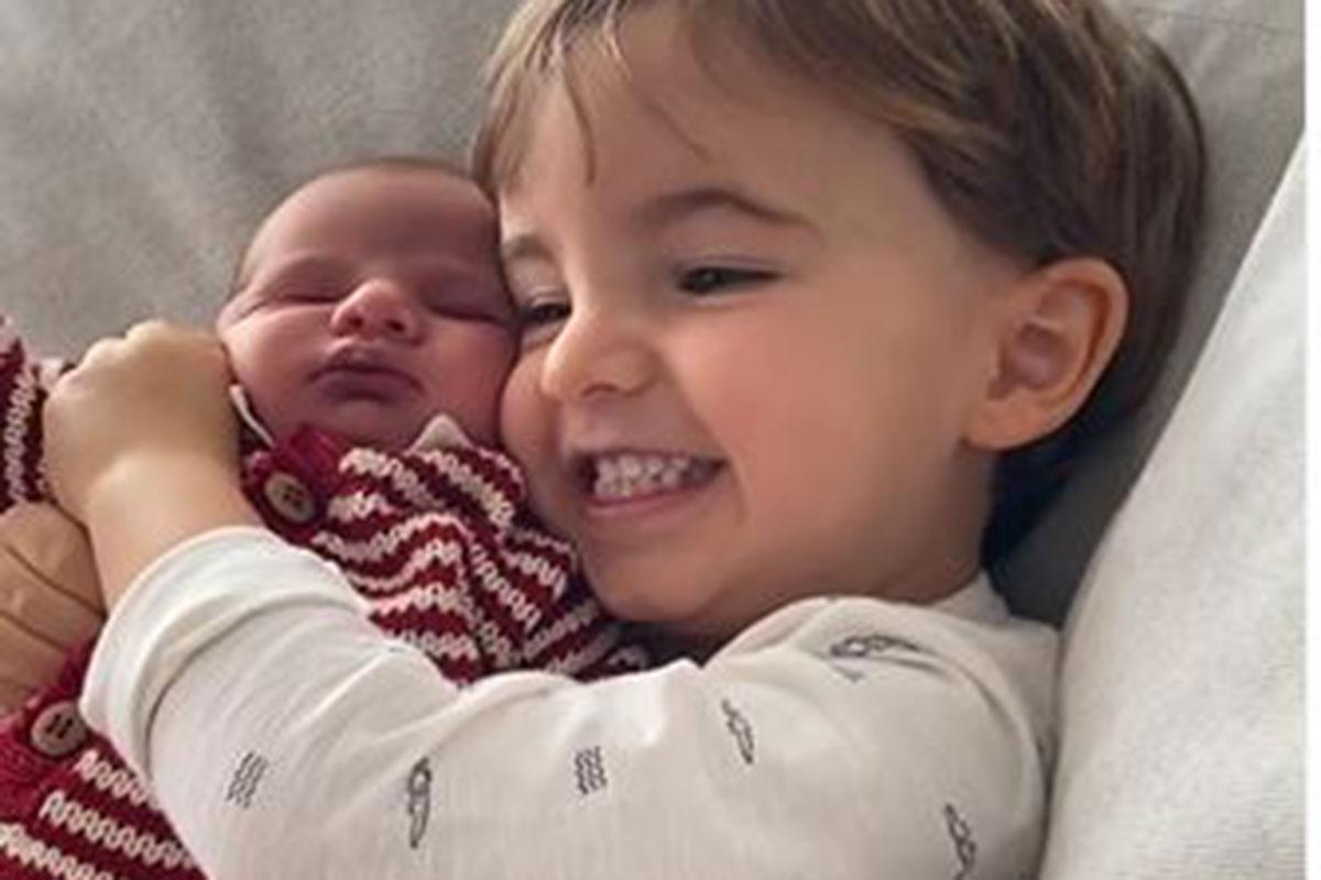 Filhos de Milena Toscano se encontram pela primeira vez
