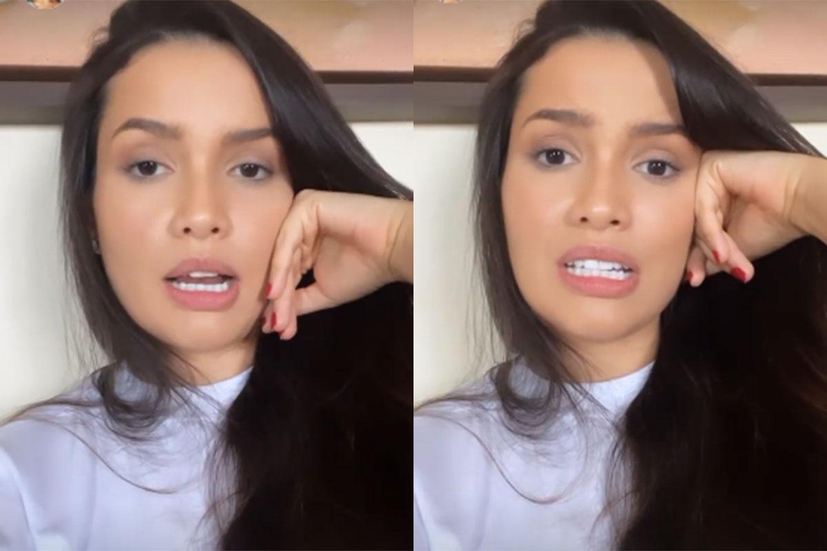 Juliette fala com os fãs nas redes sociais