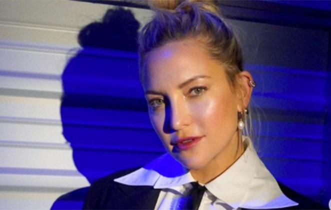 Kate Hudson em ensaio fotográfico