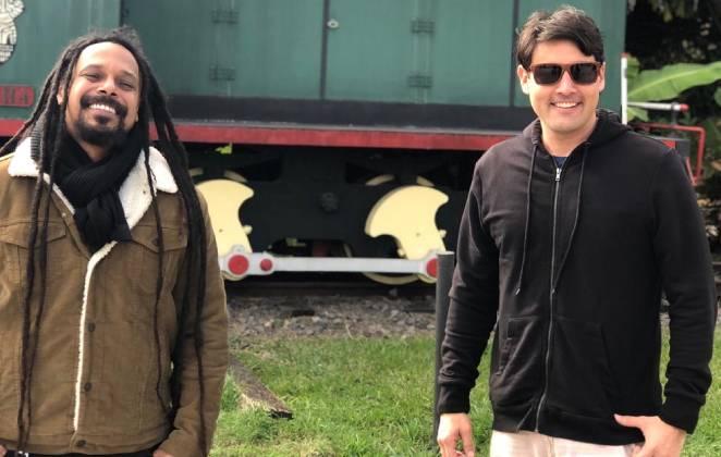 marcelo falcão e bruno de luca participam de novo reality da chrevrolet brasil