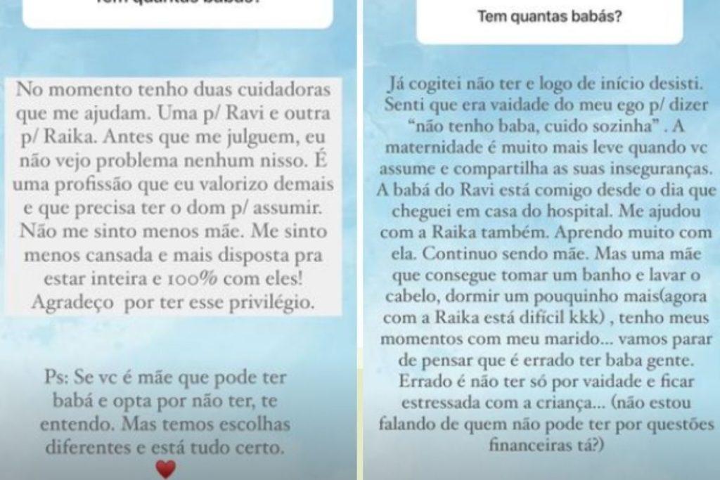 postagens de Romana Novaes