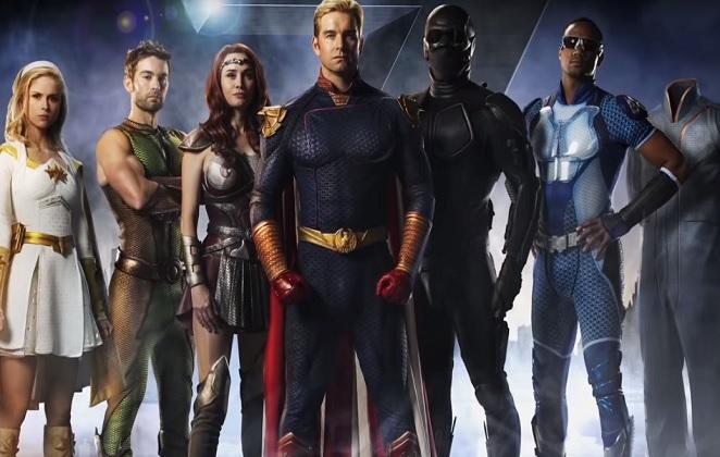 The Boys terceira temporada promete novos personagens