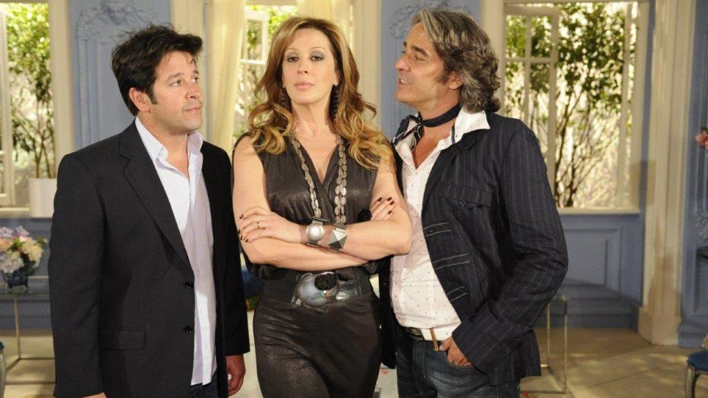 Victor Valentin, Jaqueline e Jacques Leclair em Tititi
