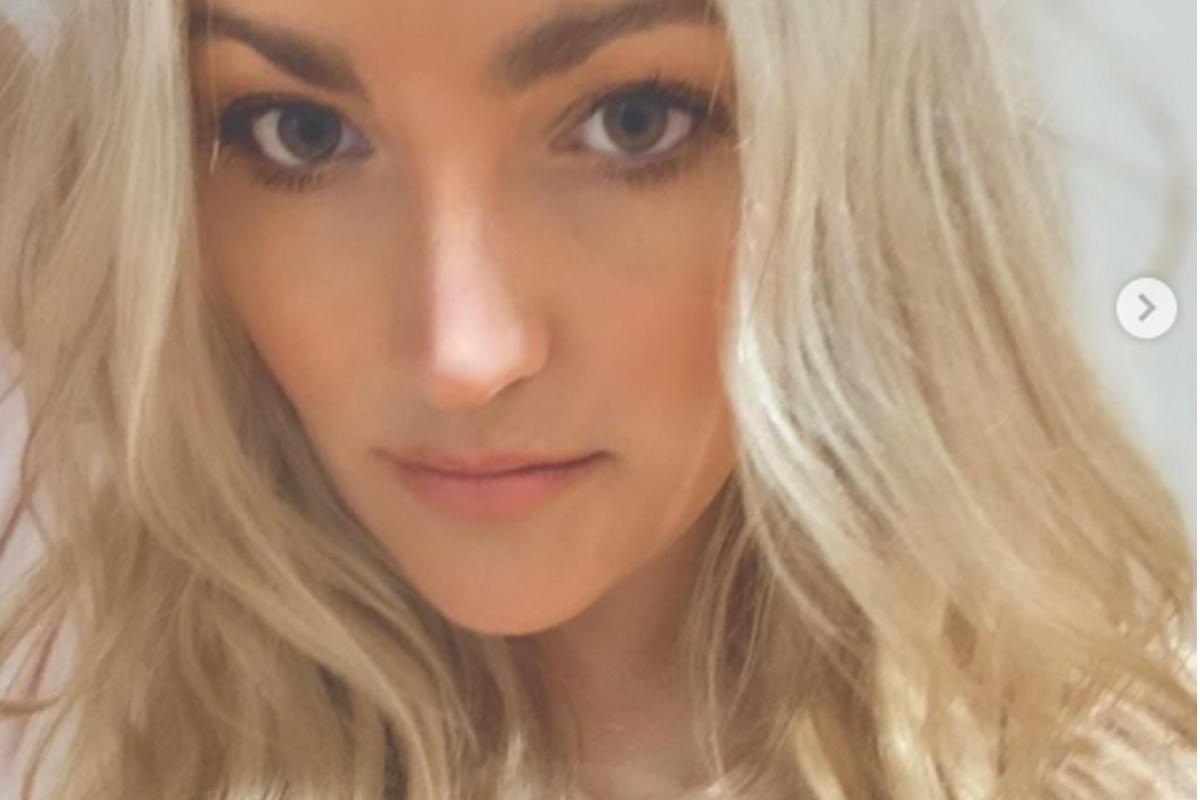 Jamie Lynn Spears foto de rosto