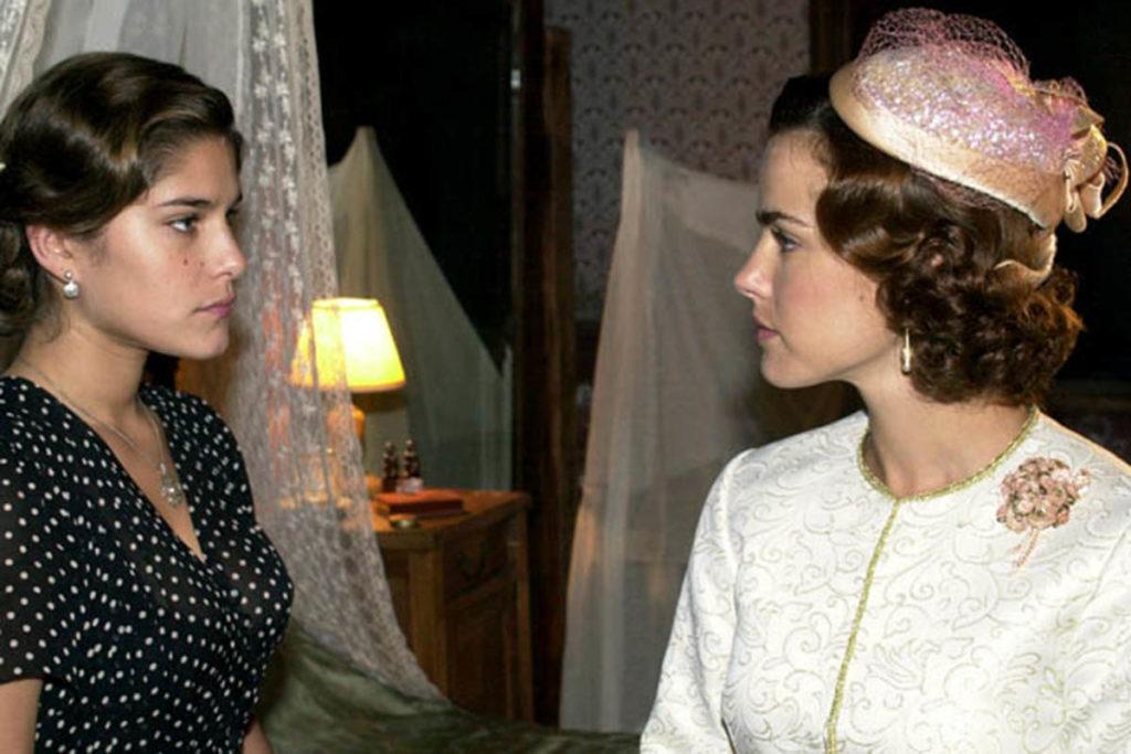 Priscila Fantin e Ana Paula Arósio na novela Esperança