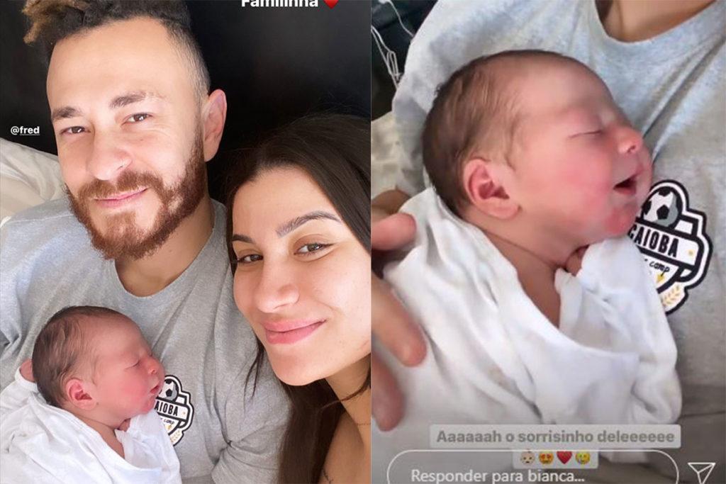 Bianca Andrade encanta ao mostrar momentos em família