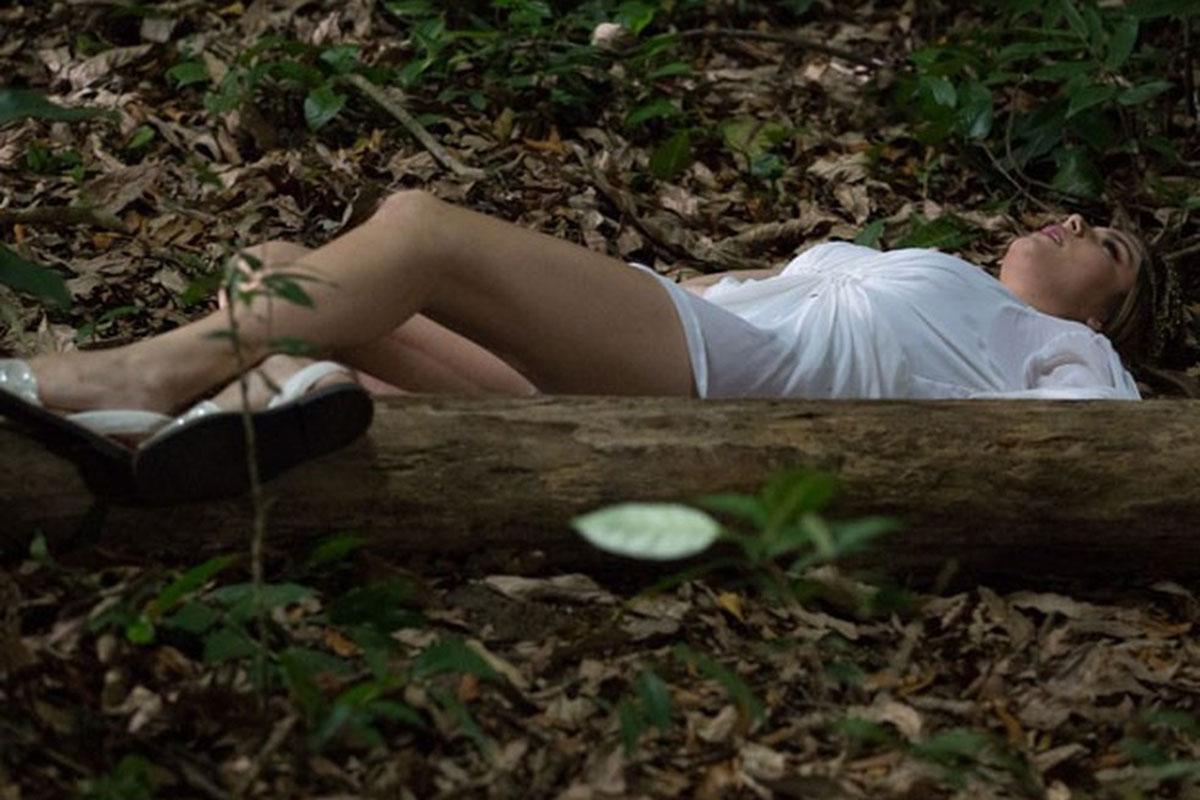 Bianca deamaia na mata, em 'Malhação Sonhos'