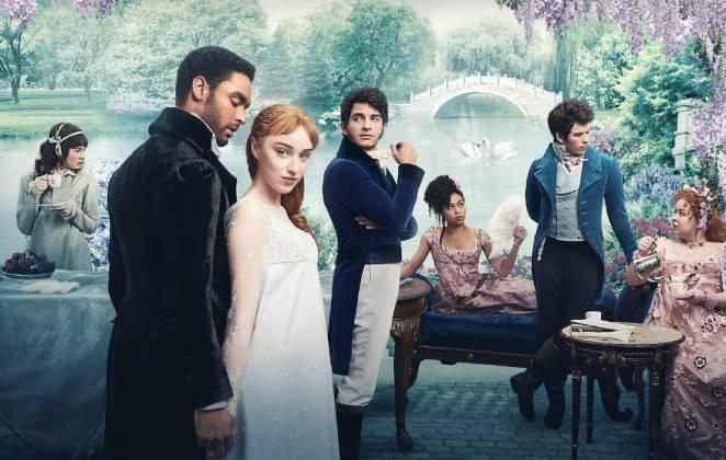 Bridgerton, série da Netflix