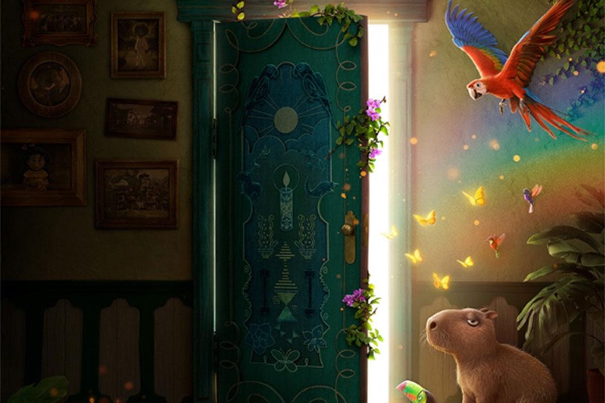 Encanto novo filme da Disney