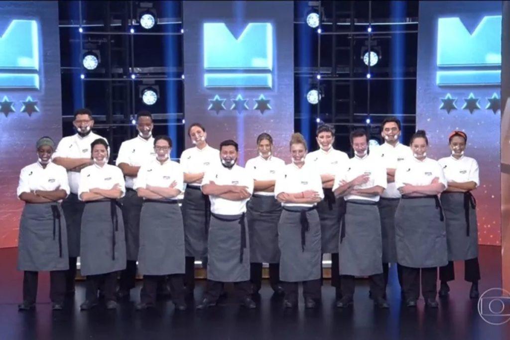 chefs participantes do mestre do sabor