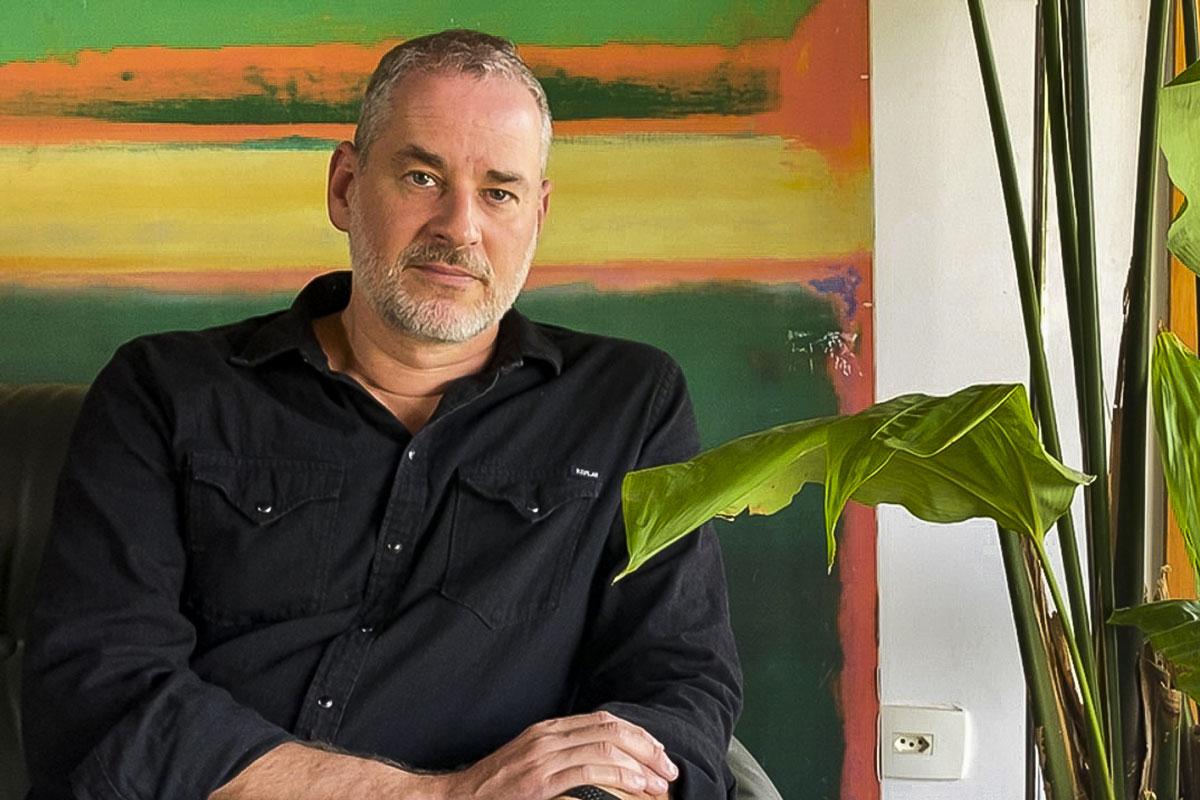 Dan Stulbach em retrato