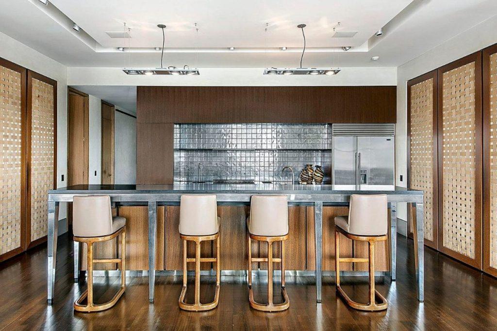 David Bowie - Apartamento em Nova York