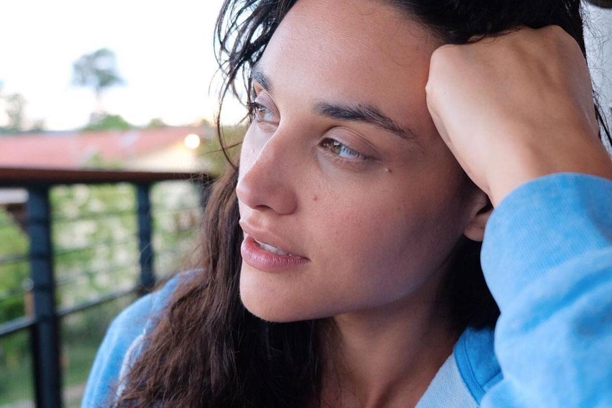 Retrato Débora Nascimento