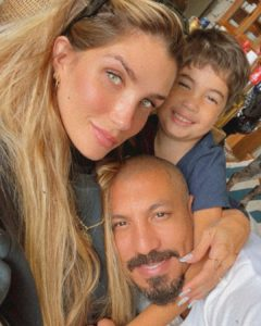 Fernando Medeiros, Aline Gotschalg e Lucca